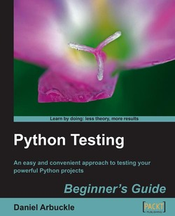 Python Testing: Beginner's Guide by Danien Arbuckle